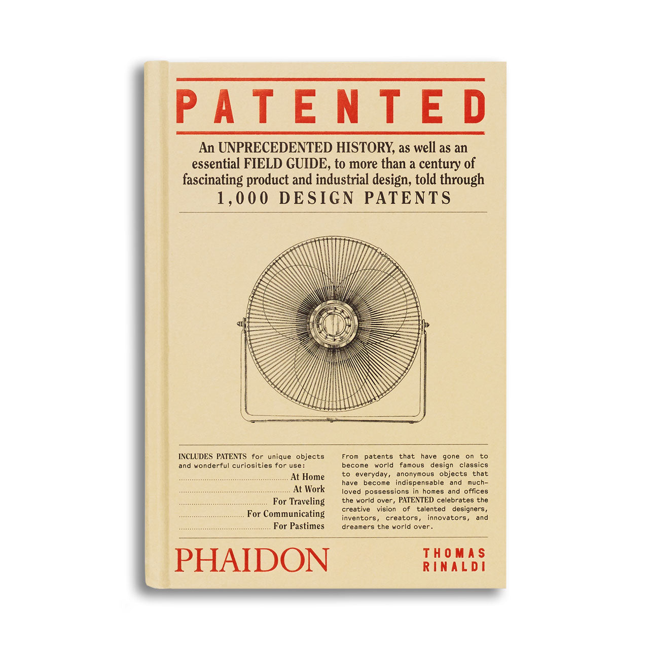 Patented: 1,000 Design Patents