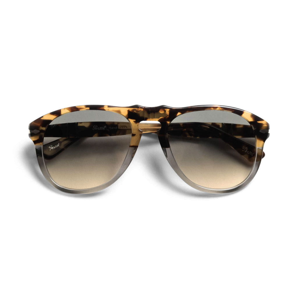 Persol 649 Semi-Transparent Sunglasses