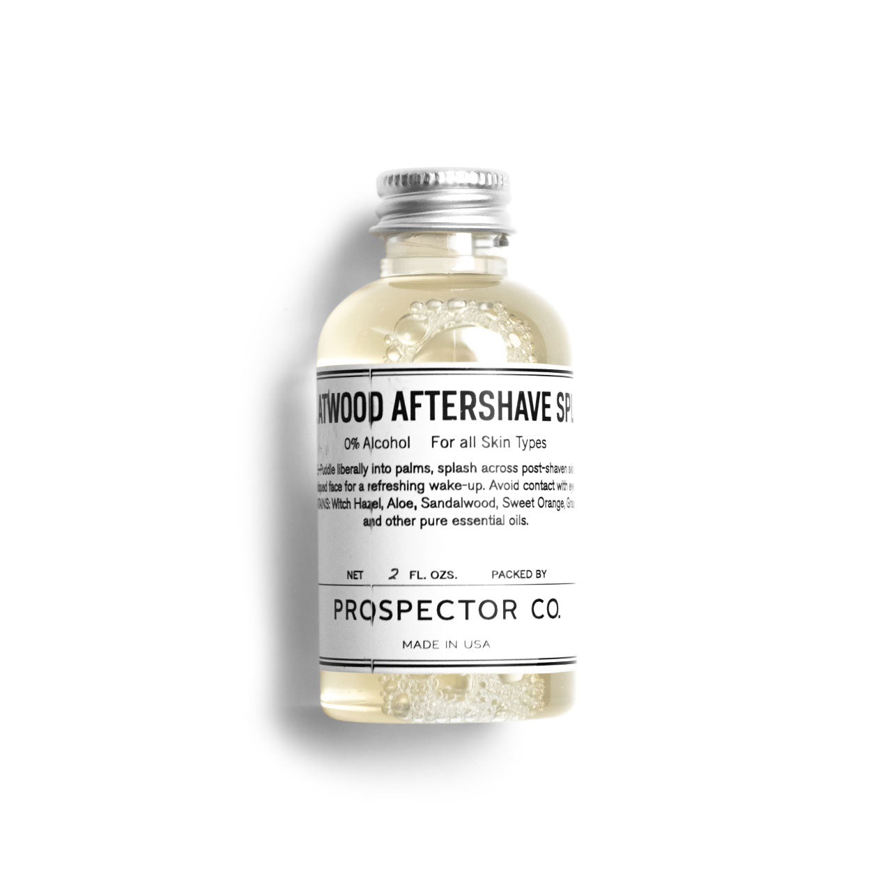 Prospector Co. KC Atwood Aftershave