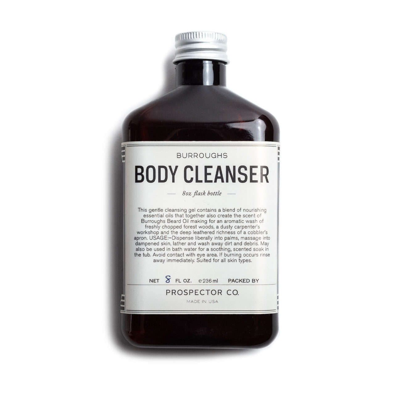 Prospector Co. Burroughs Body Cleanser