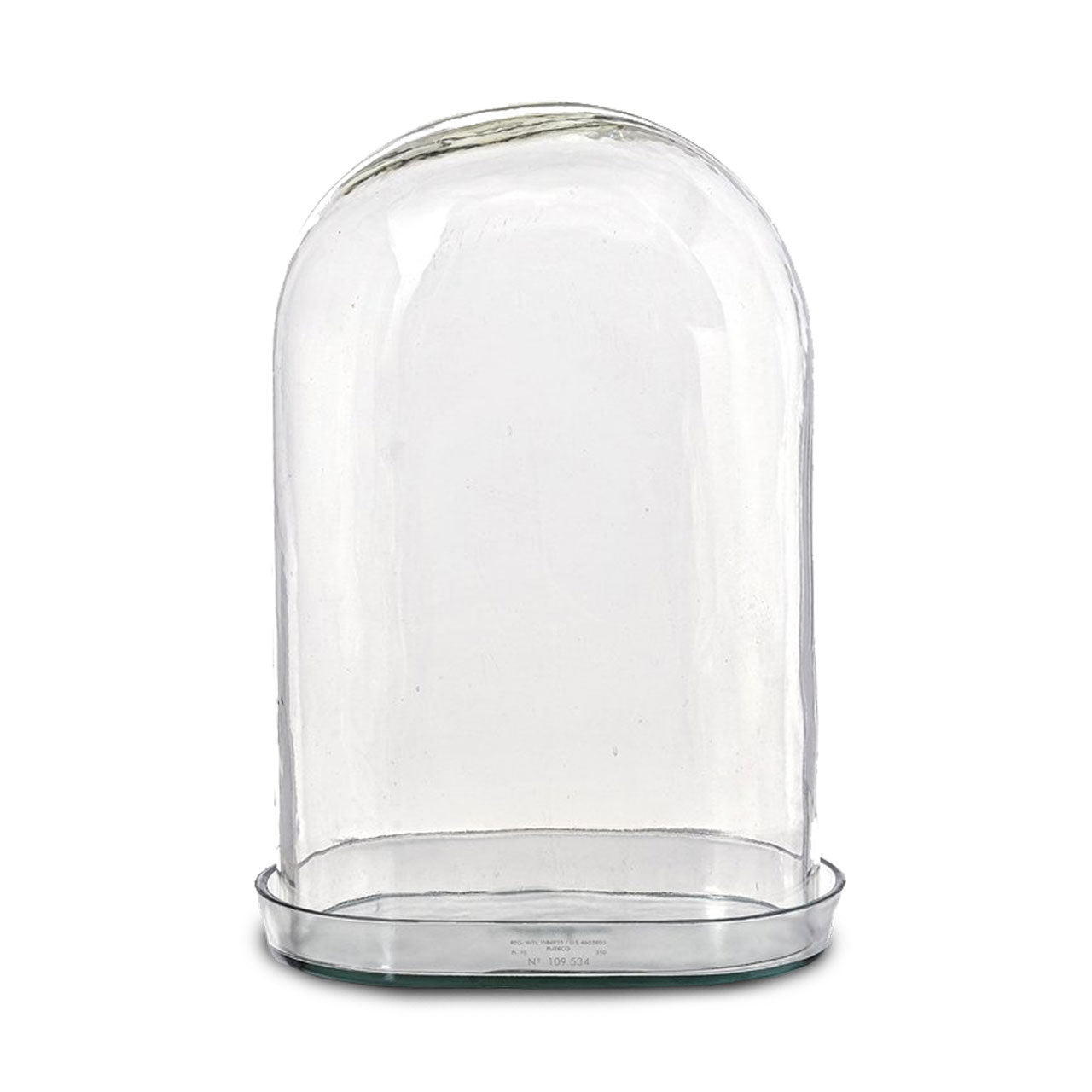 Glass Dome Display Case