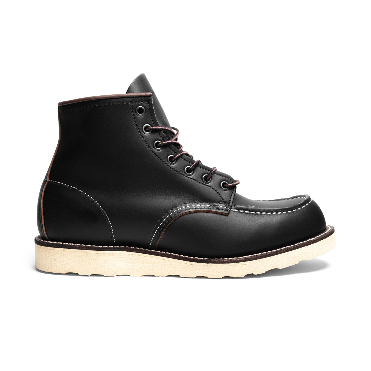 Red Wing Heritage Black Prairie Moc Boot