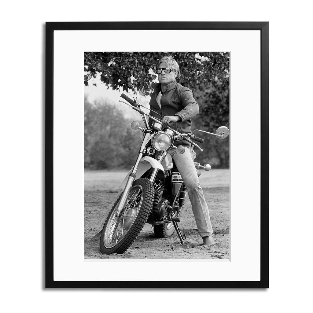 Robert Redford Framed Print