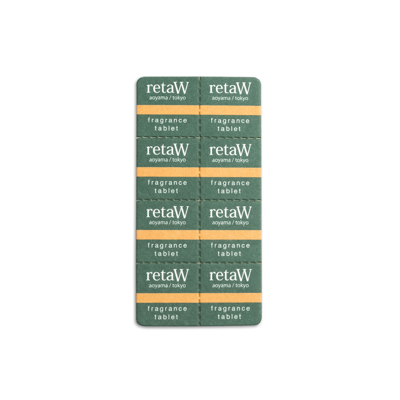 retaW Fragrance Tablets