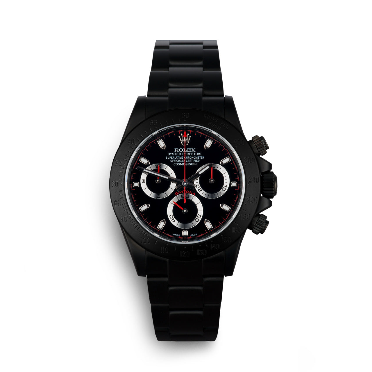 Pro Hunter Rolex Daytona Stealth Watch