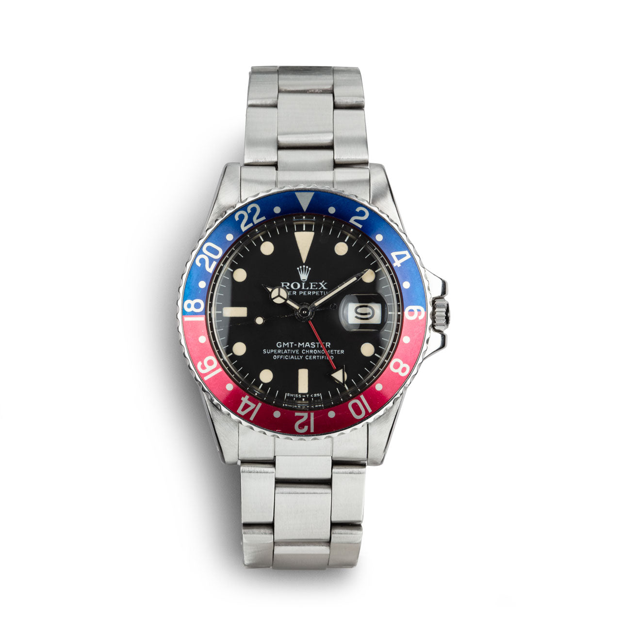 1978 Rolex GMT-Master Reference 1675 Watch