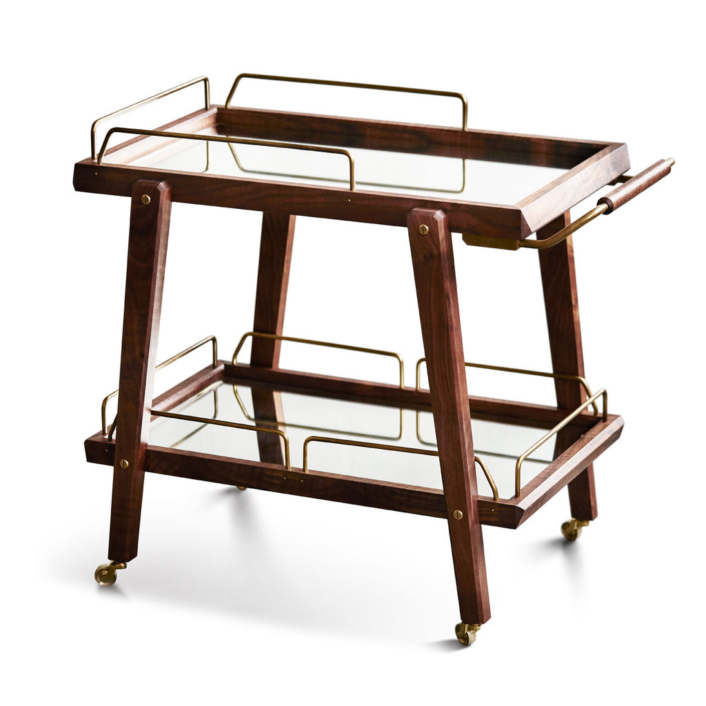 RW Guild Bachelor Bar Cart