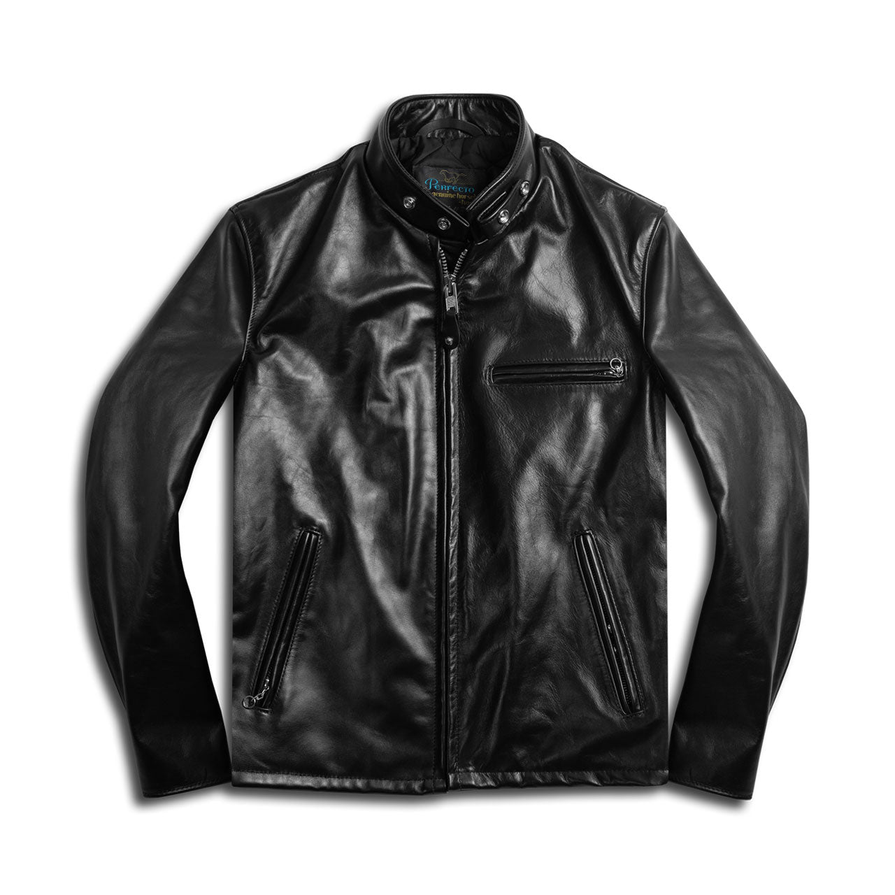 Schott NYC Perfecto Cafe Racer Jacket