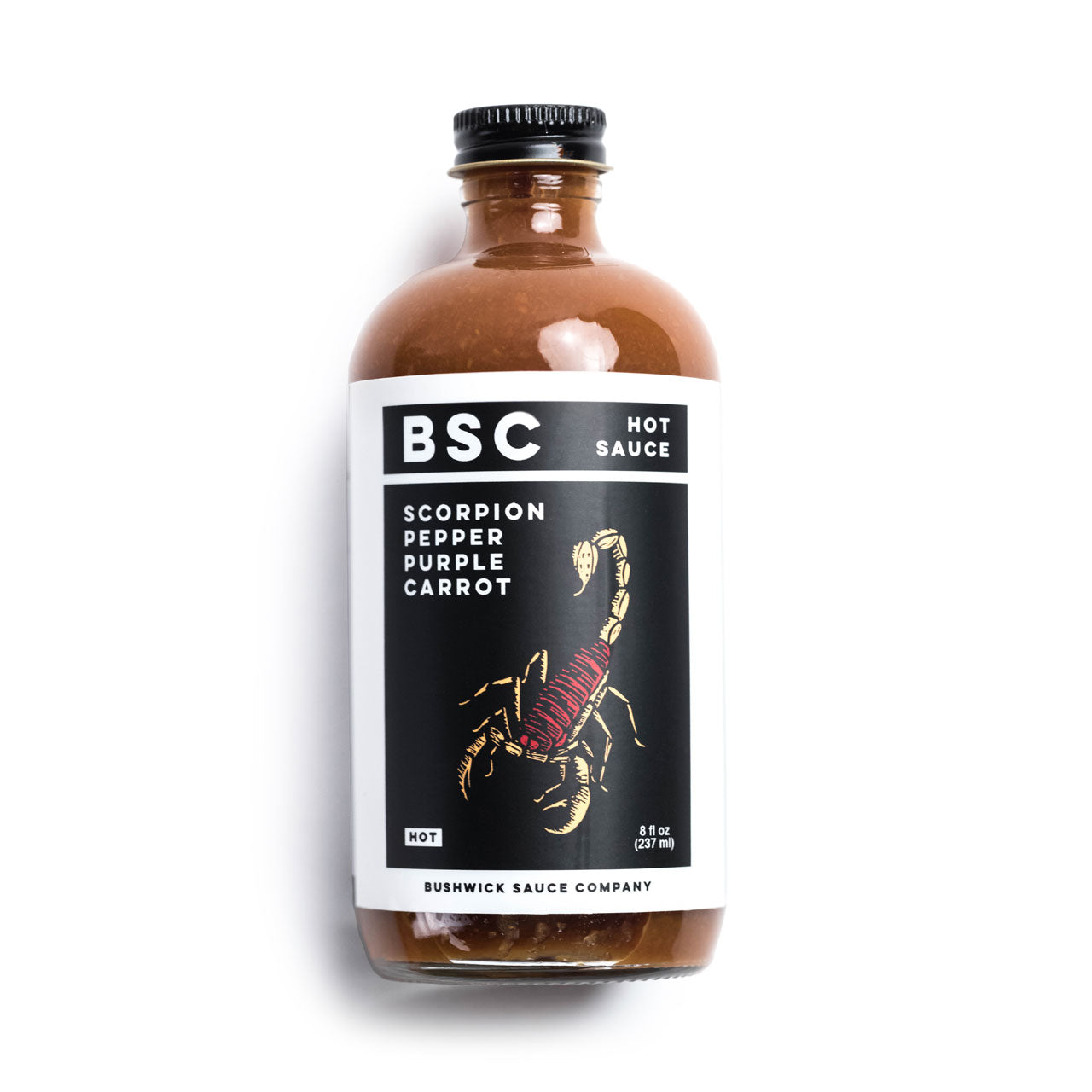 BSC Scorpion Pepper Hot Sauce