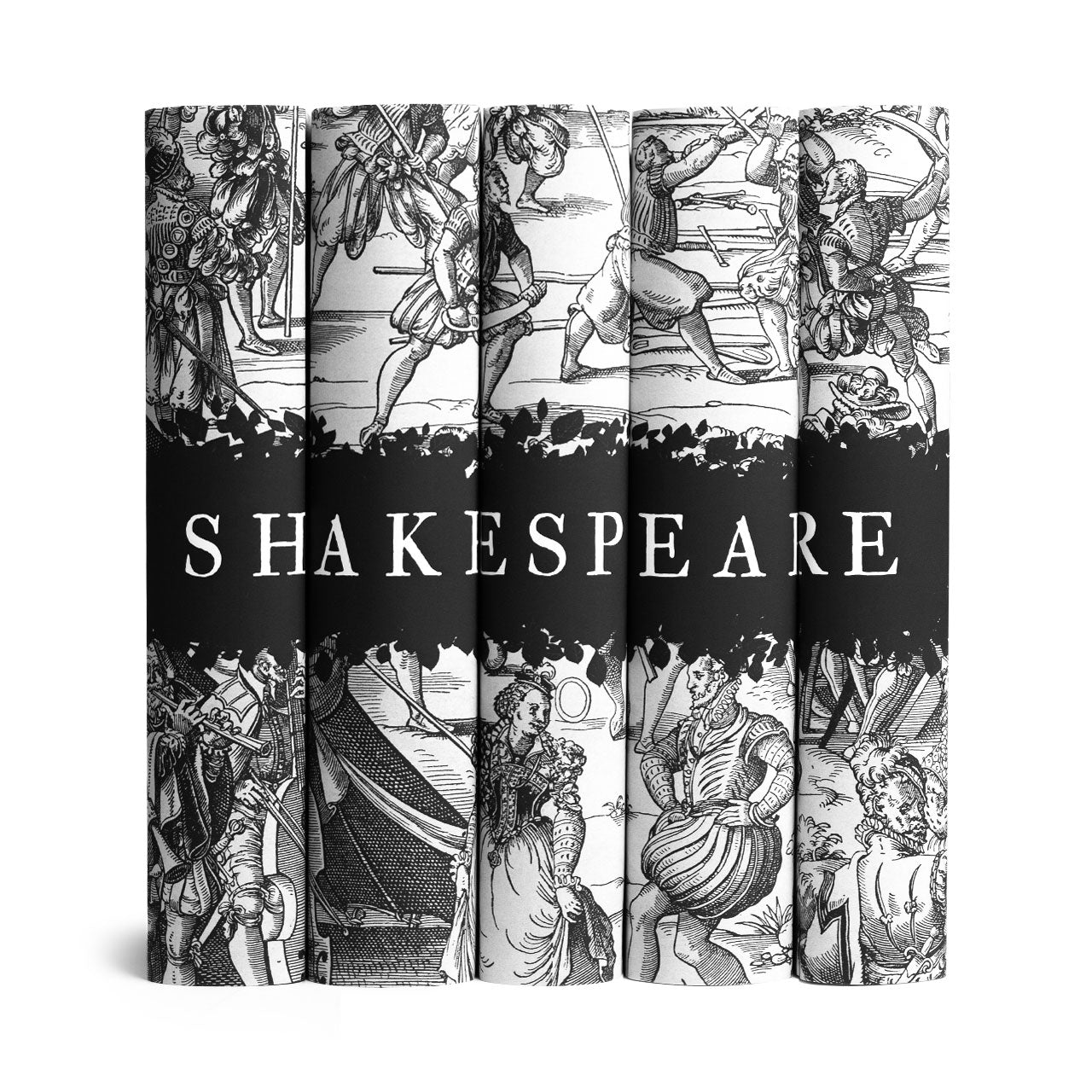 William Shakespeare Book Set