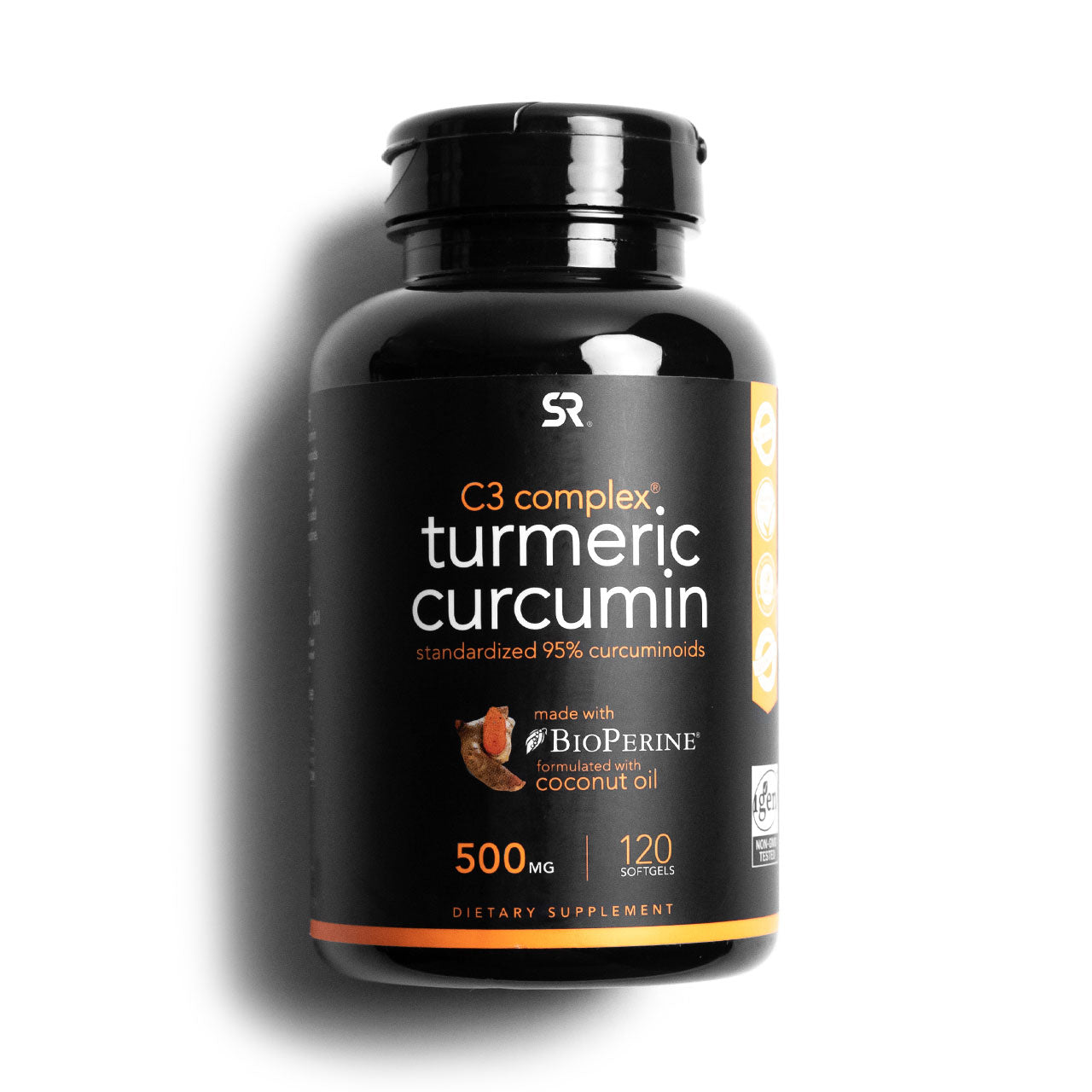 Sports Research Turmeric C3 Supplement