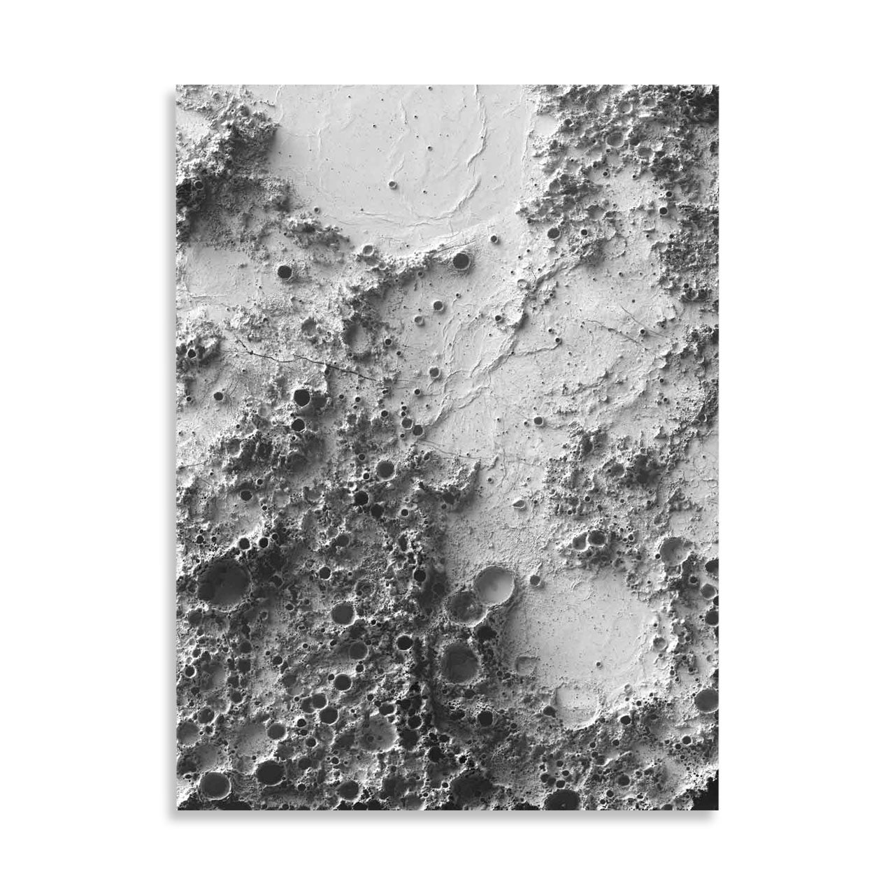 Apollo 11 Moon Surface Print