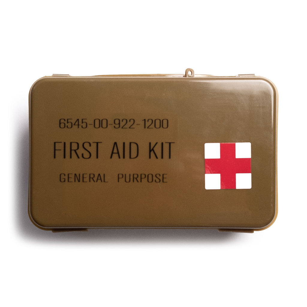Standard Issue First Aid Kit