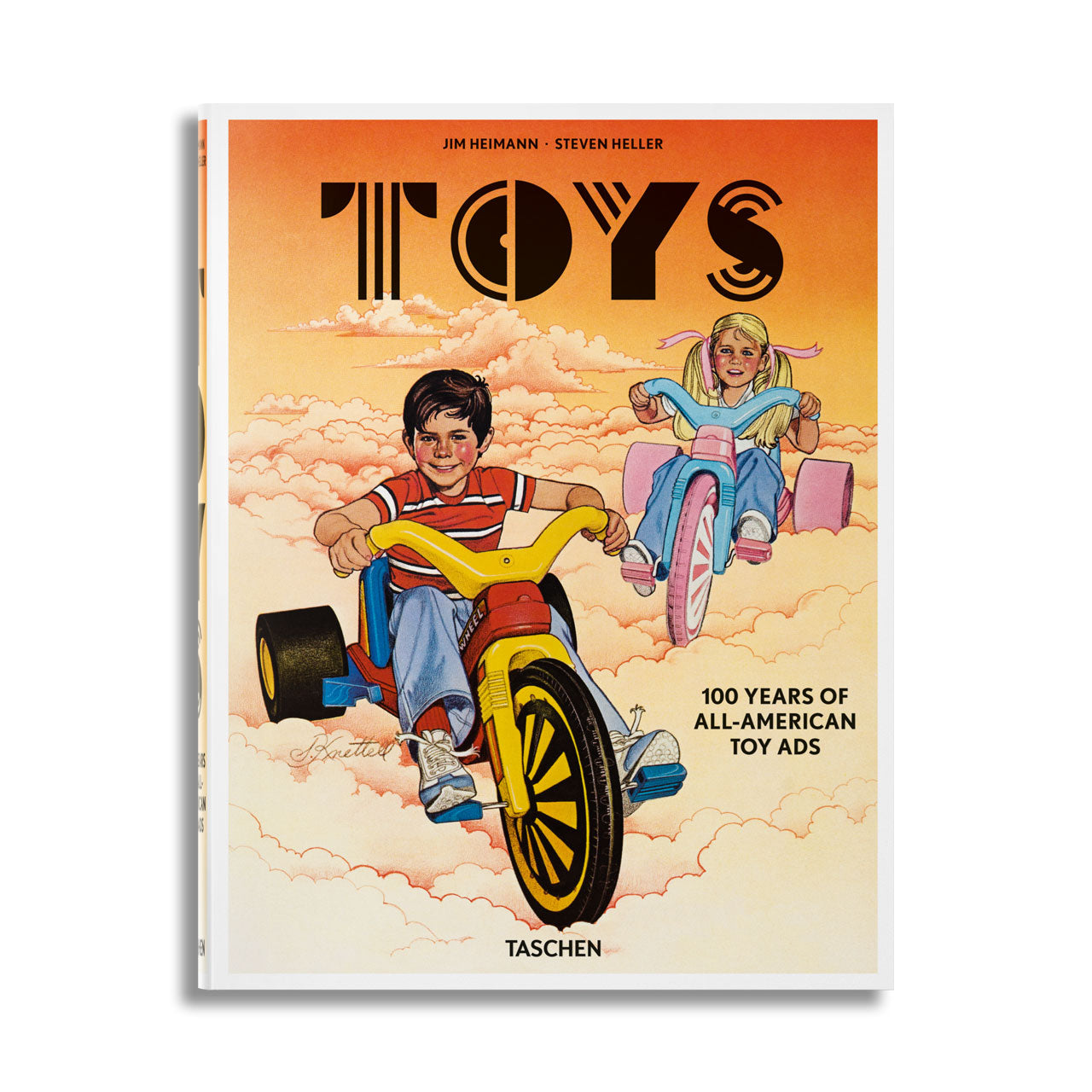 Toys: 100 Years of All-American Toy Ads