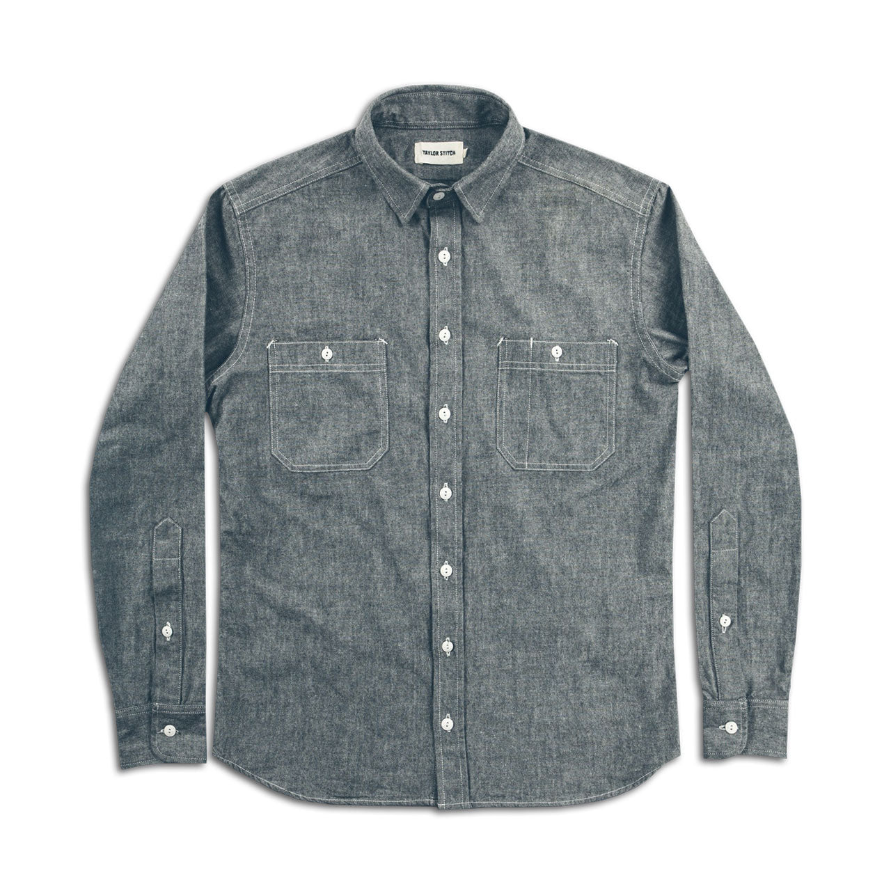 Taylor Stitch California Chambray Shirt