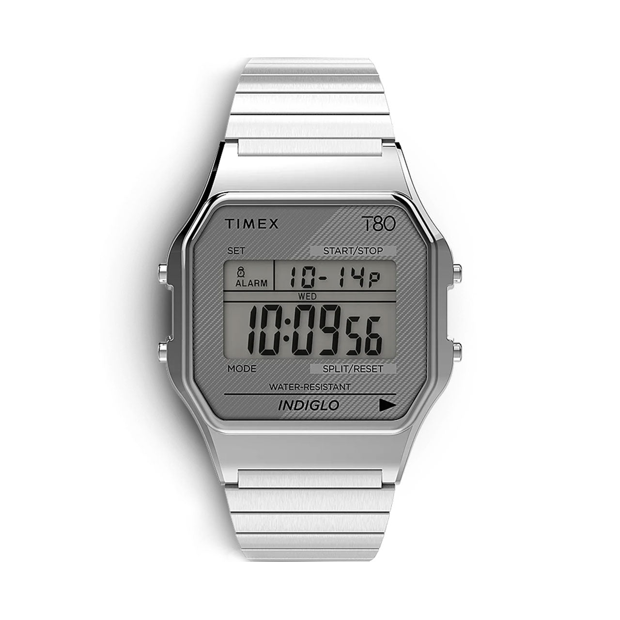 Timex T80 Expansion Band Digital Watch