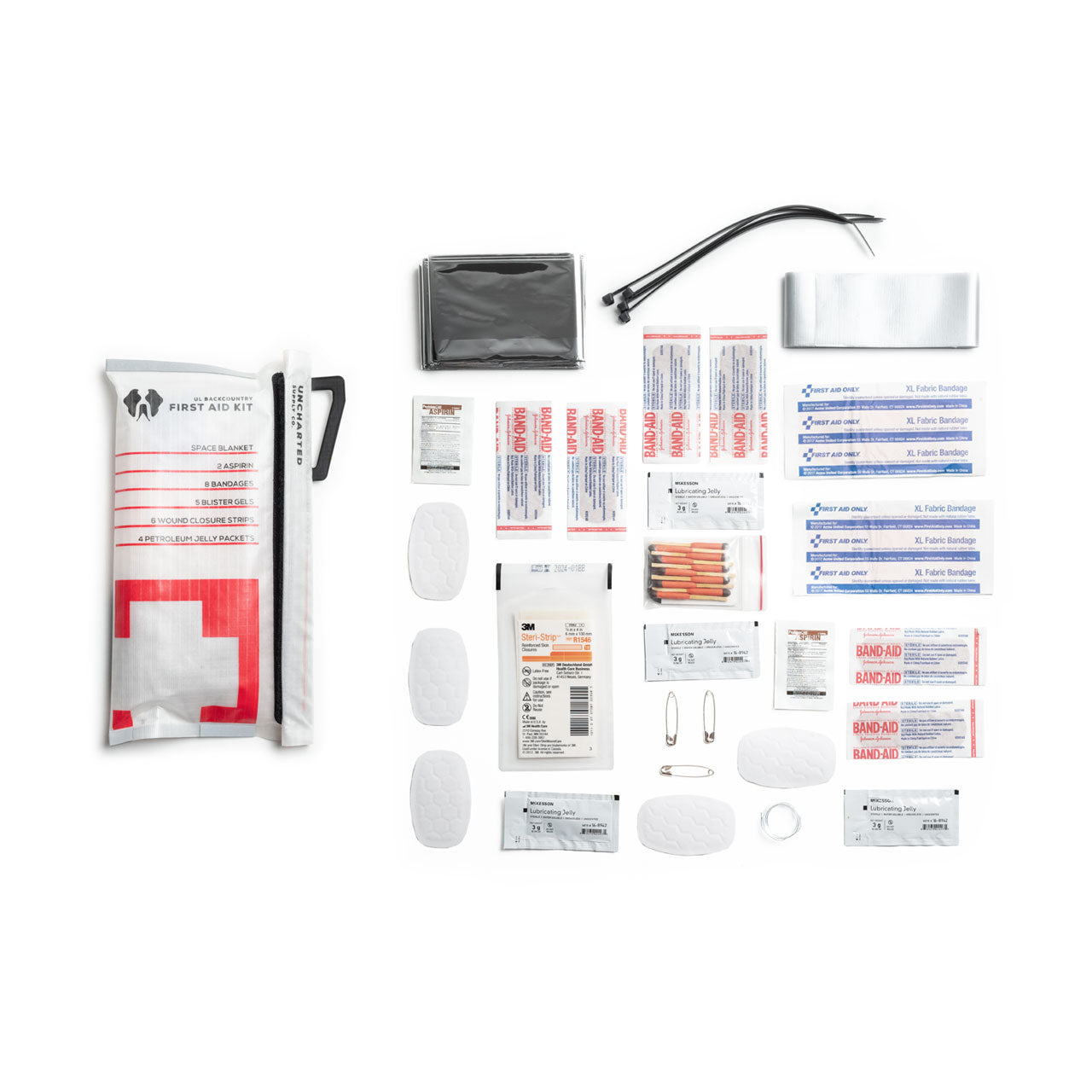 Uncharted Supply Co. Triage Kit