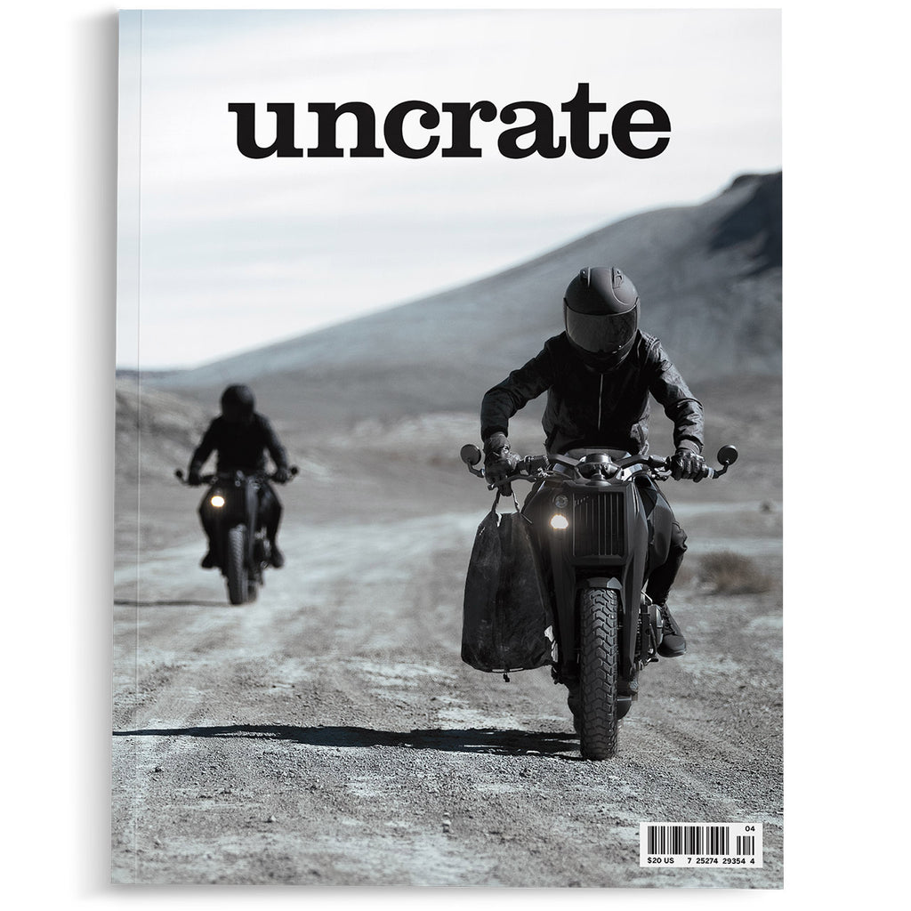 Uncrate / Issue 04 / Wholesale