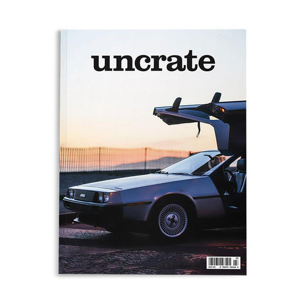 Uncrate Issue 01