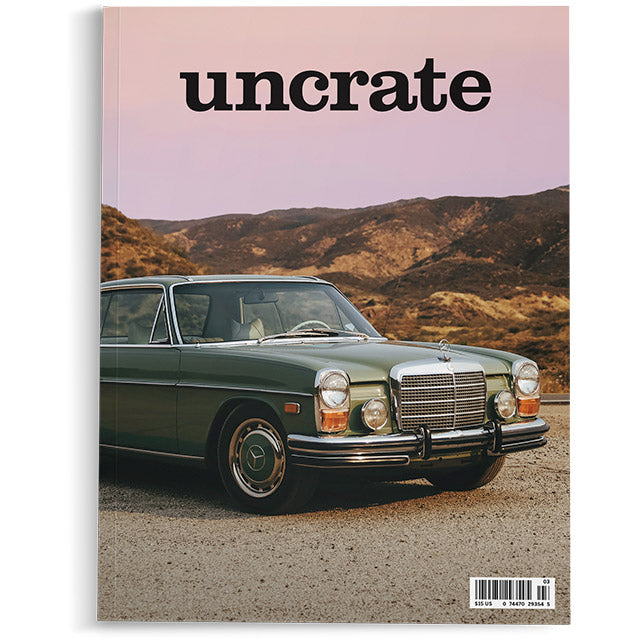 Uncrate / Issue 02 / Wholesale