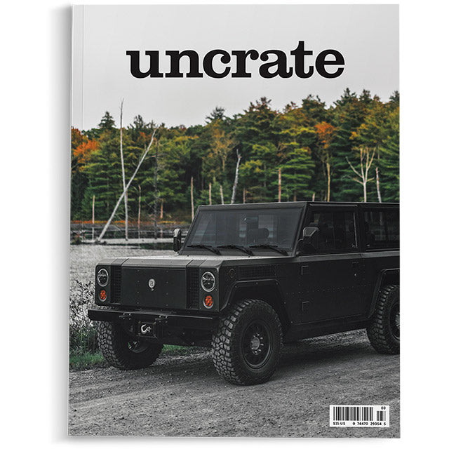 Uncrate / Issue 03 / Wholesale