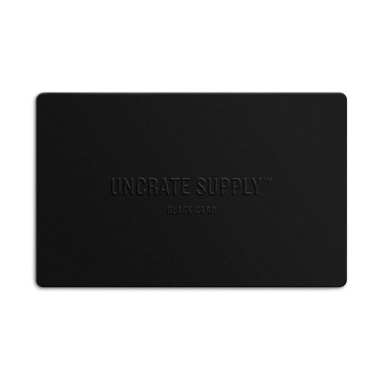 Uncrate Supply Digital Gift Card