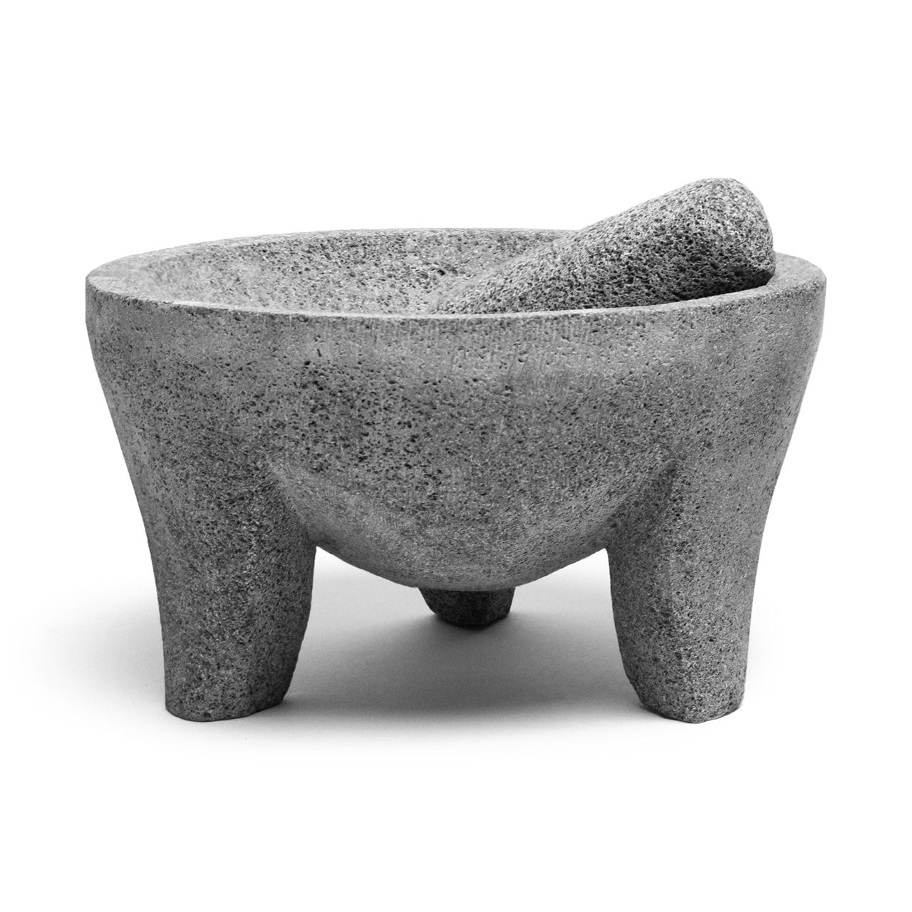 Verve Culture Molcajete & Tortilla Basket