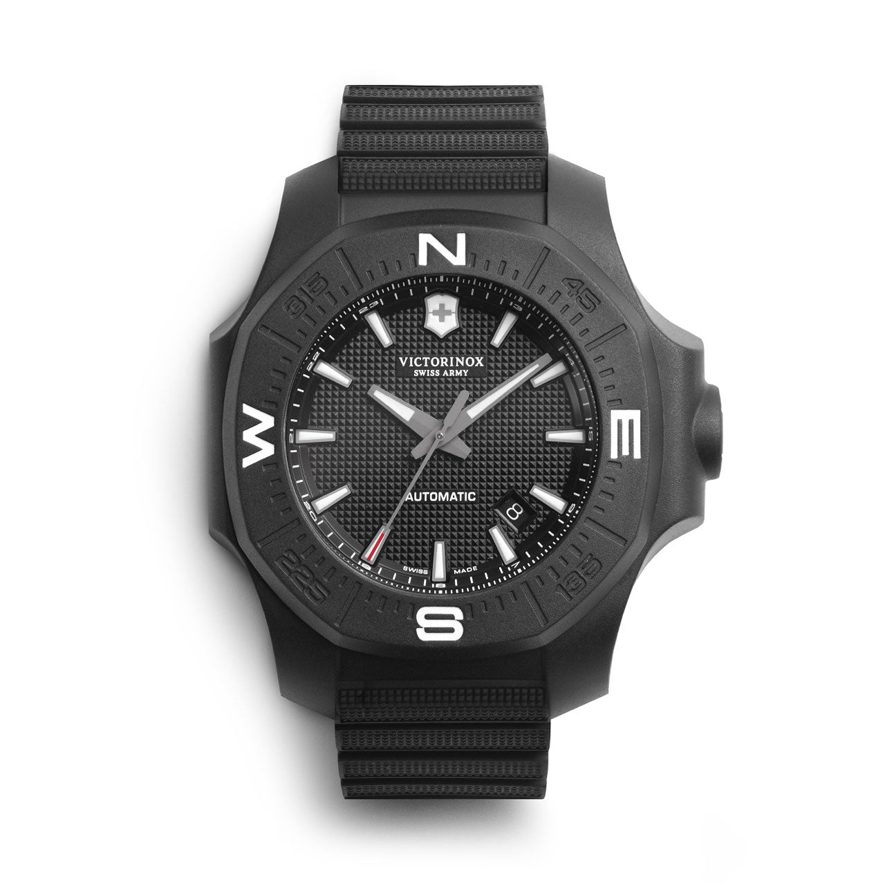 Victorinox Swiss Army Carbon Mechanical Watch