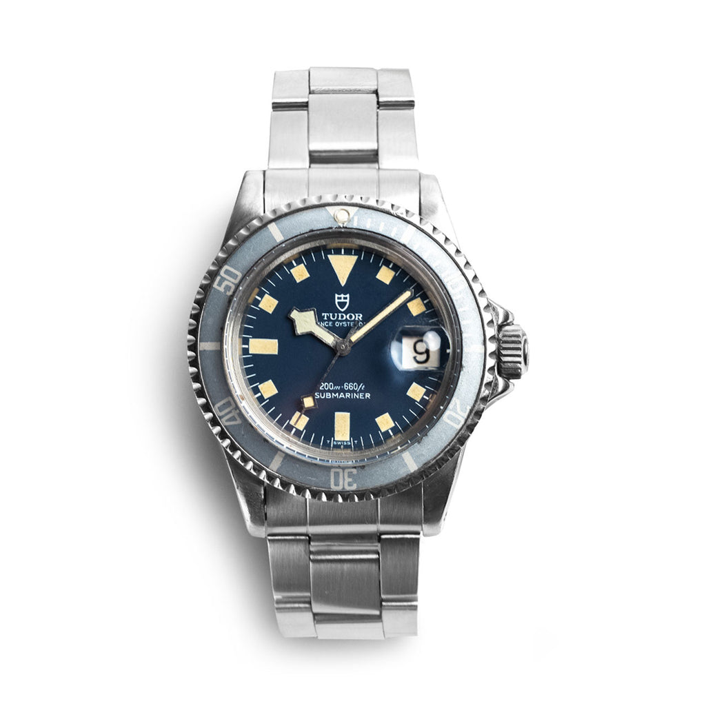 1981 Tudor Submariner Snowflake Reference 94110 Watch