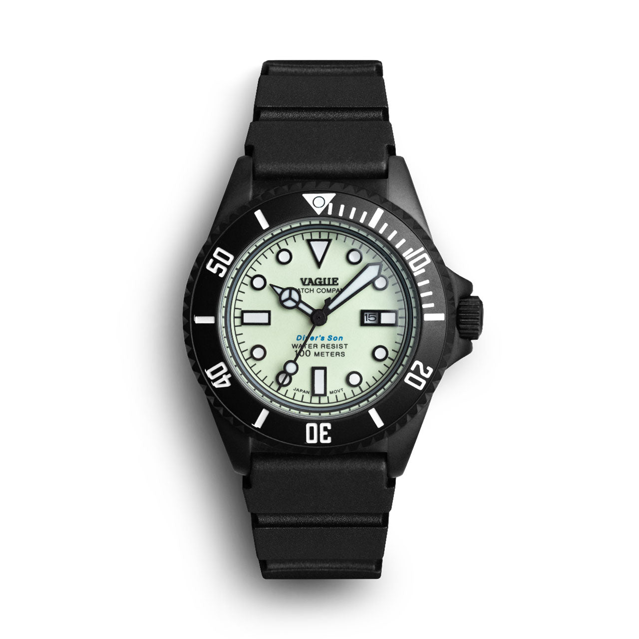Vague Diver's Son Watch