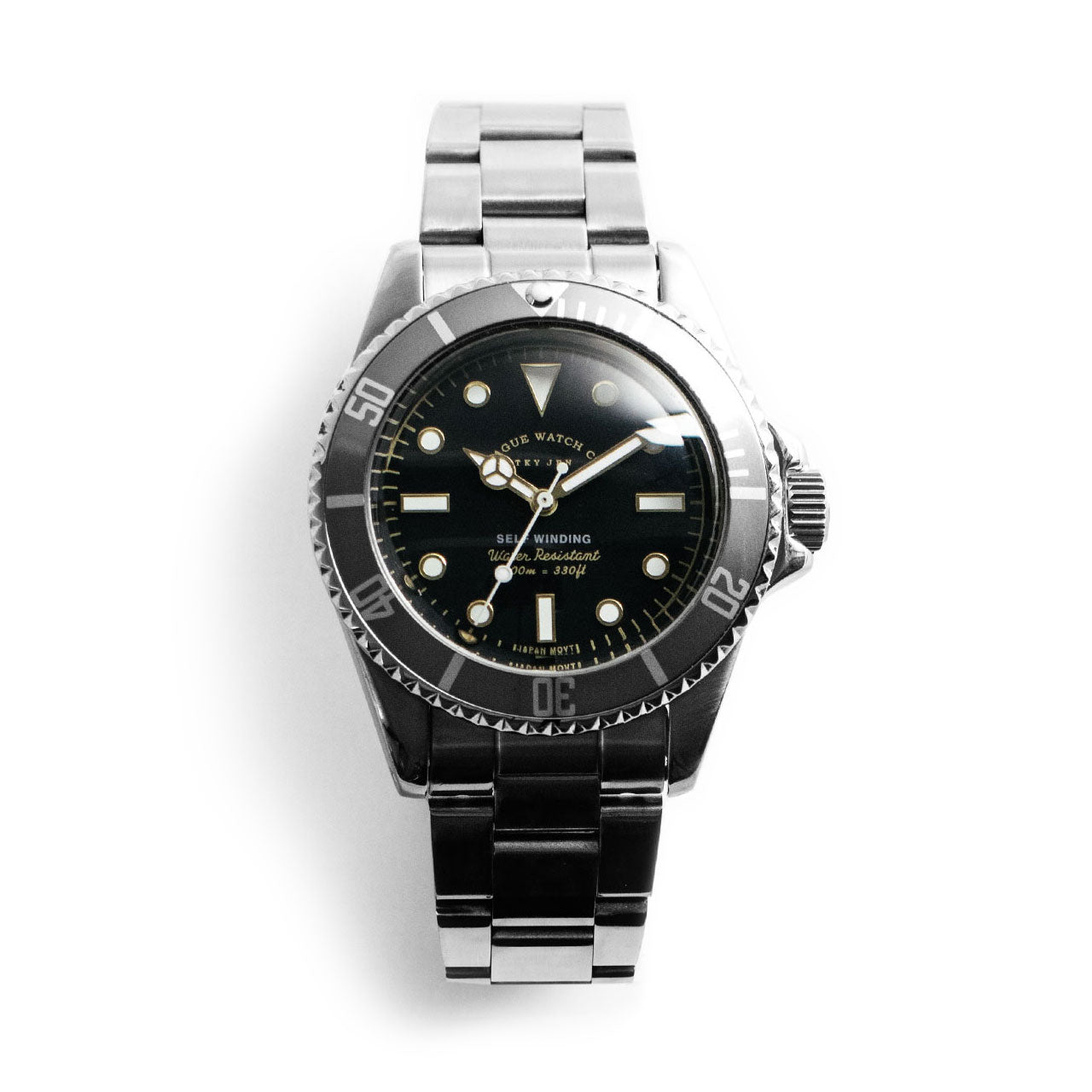 Vague Grey Fade Submariner Watch