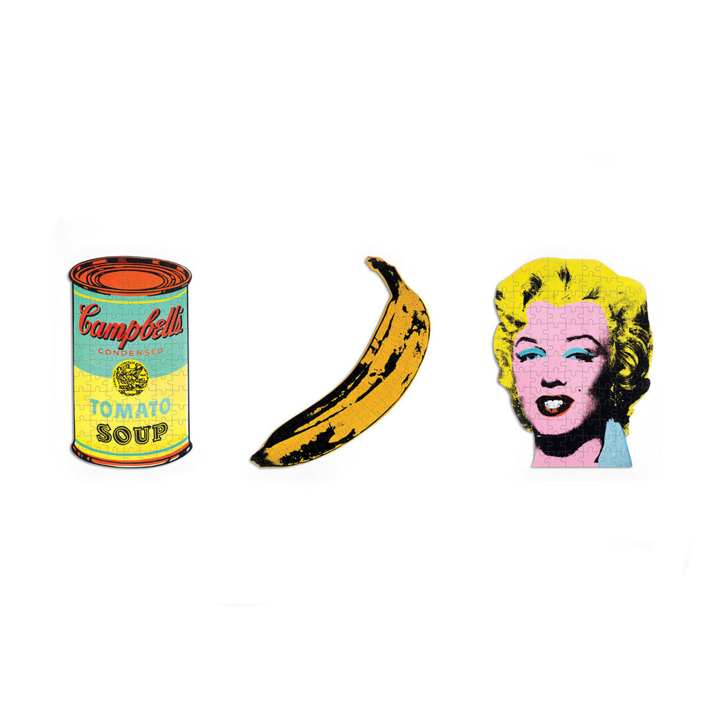 Andy Warhol Puzzle Set