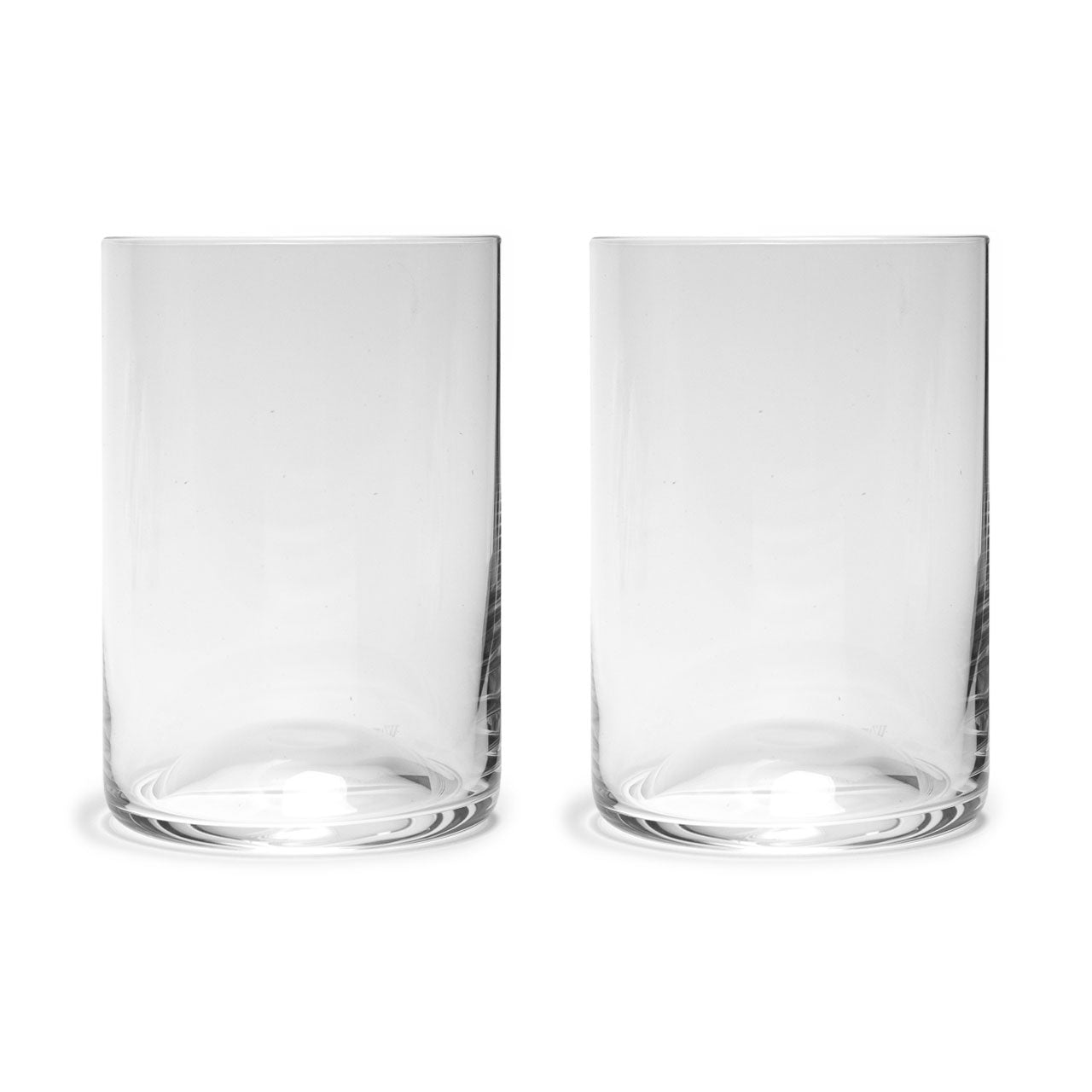 Waterford Crystal Elegance Double Old Fashioned Glasses