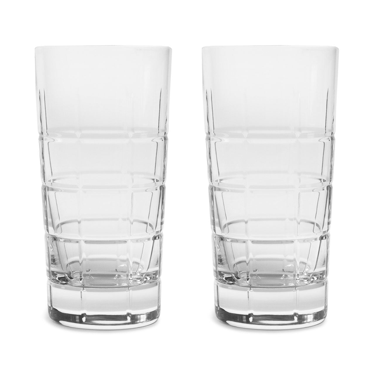Waterford Crystal Gin Cluin Hiball Glasses
