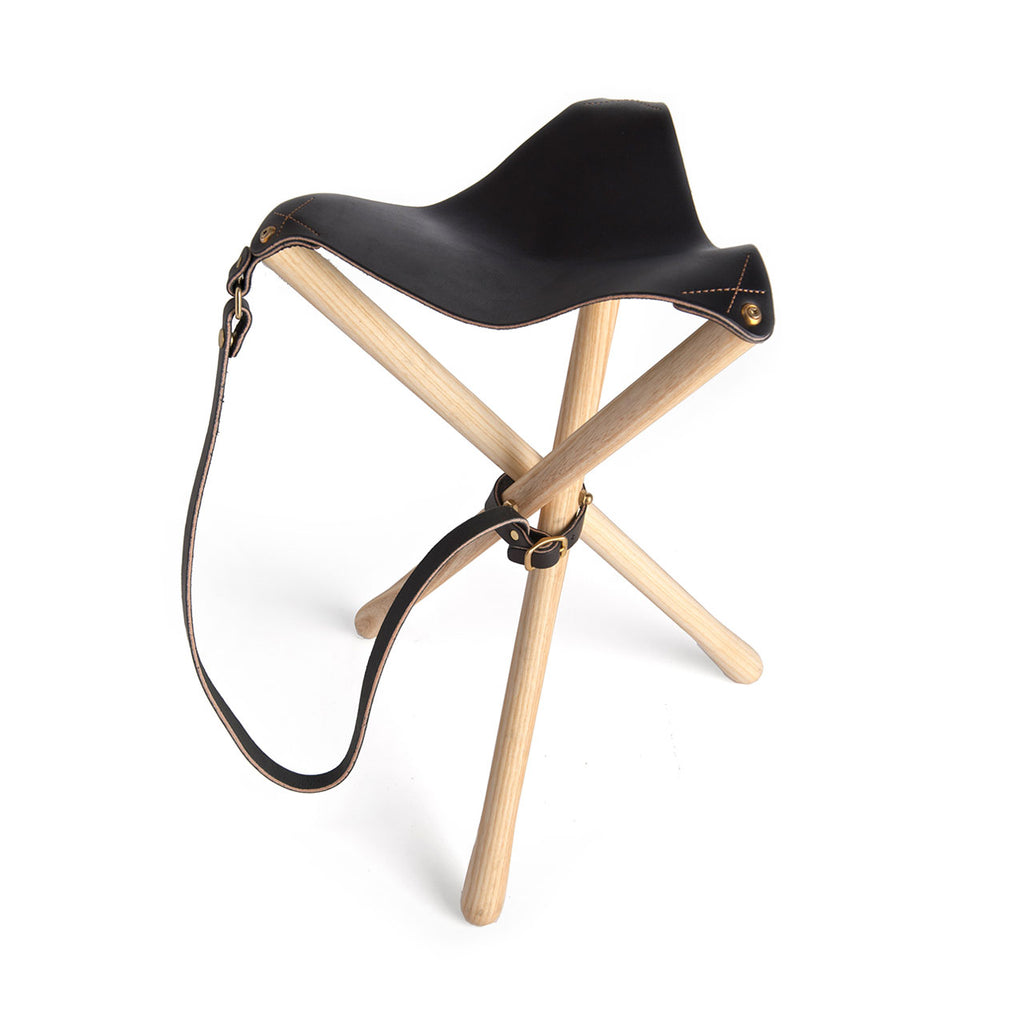 Wood & Faulk Camp Chair