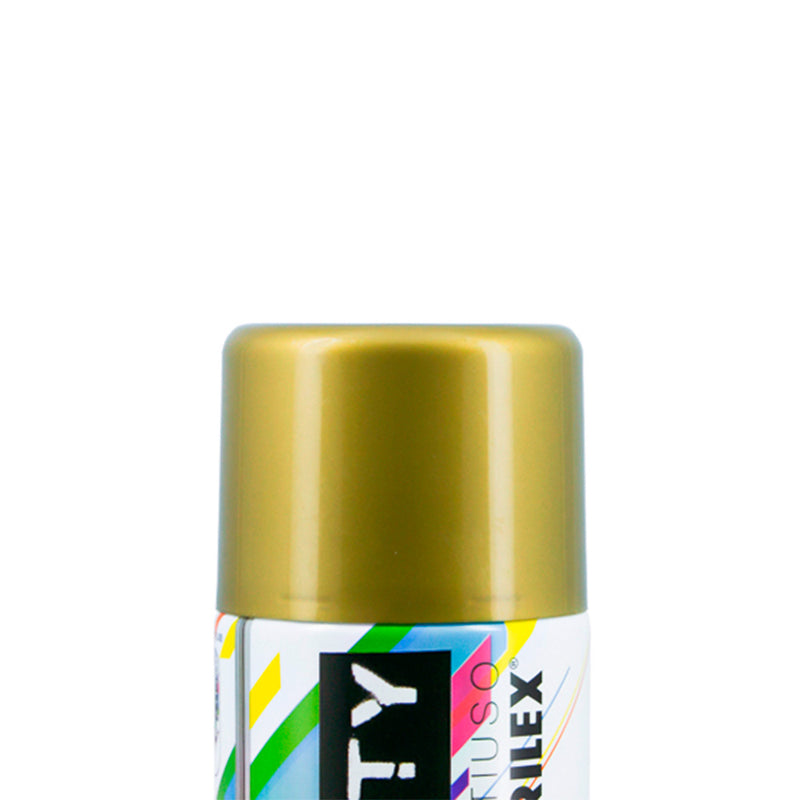 Tinta Spray Color City Metálica 400ml - Acrilex - AfricanArtesanato