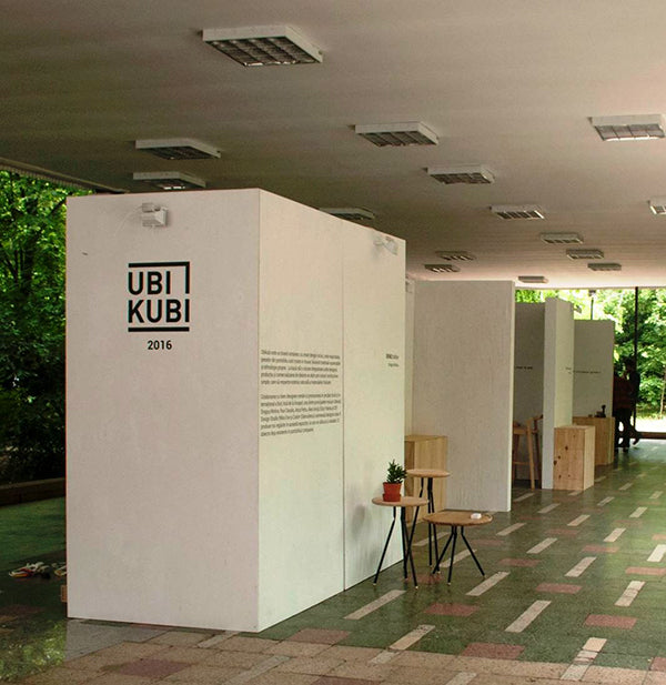 Ubikubi @ Romanian Design Week 2016