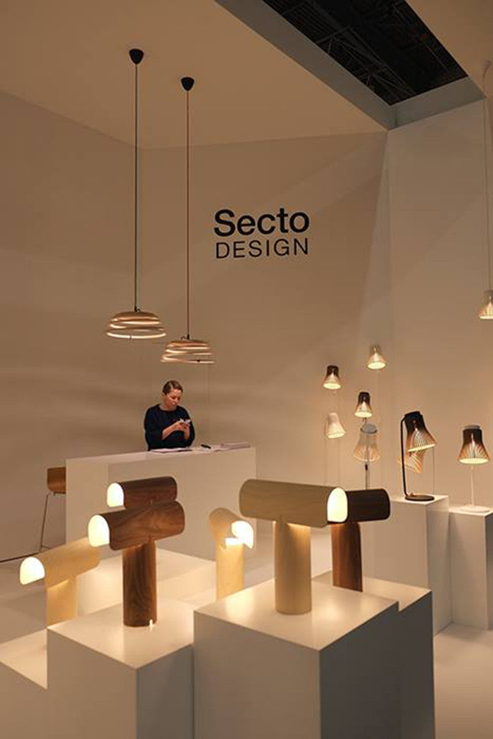 Secto Stockholm Furniture Fair
