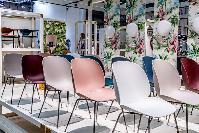 Gubi Stockholm Furniture Fair