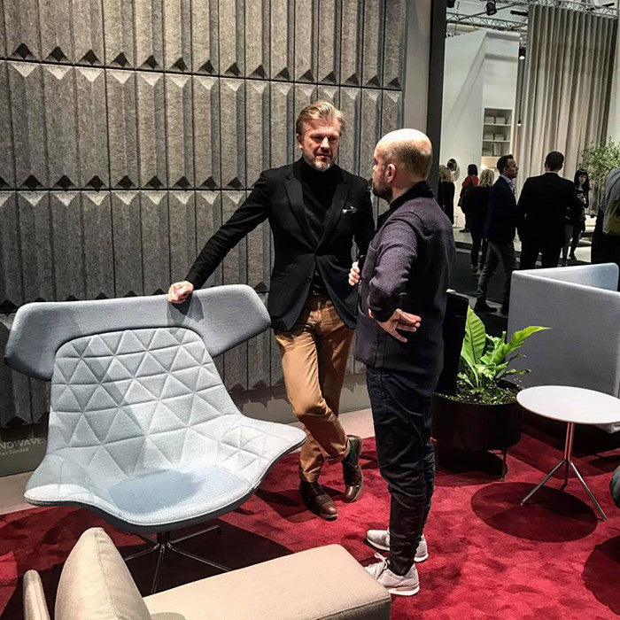 Offecct Stockholm Furniture Fair