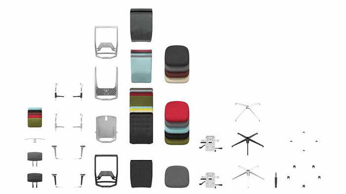 ID chair collection, Vitra