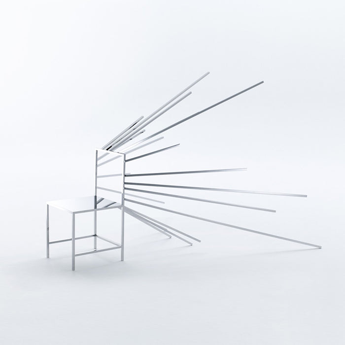 nendo manga chairs
