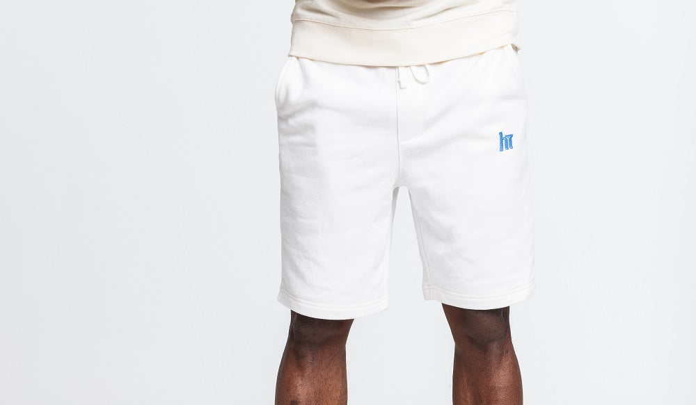 HT Coupe Shorts White Wall