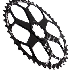 NC Nailed Bike Chainring 104mm Single 1x9//10//11 speed 30 32 34 36T Fit Race Face
