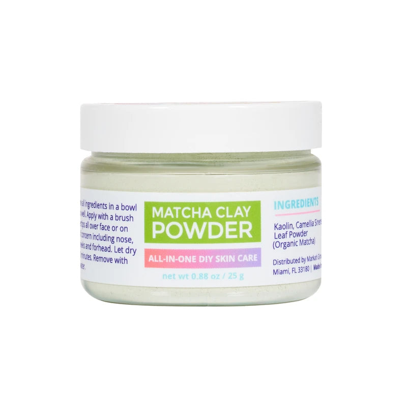 Matcha Clay Powder
