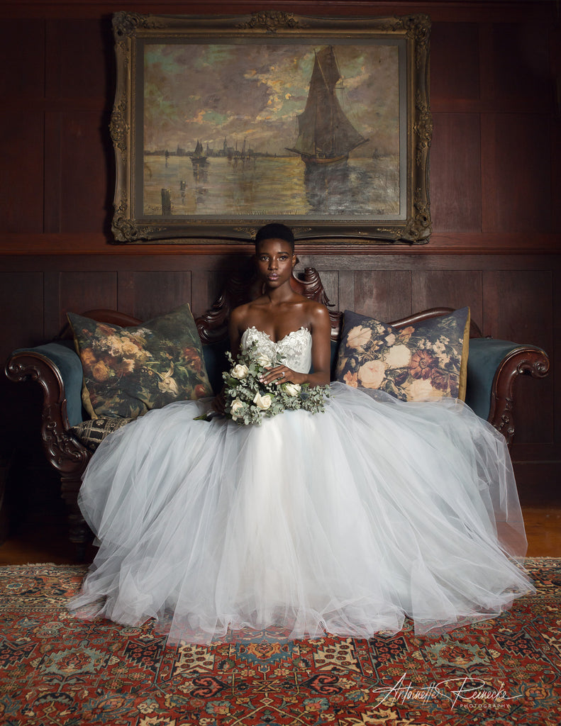Nubian Bride Editorial
