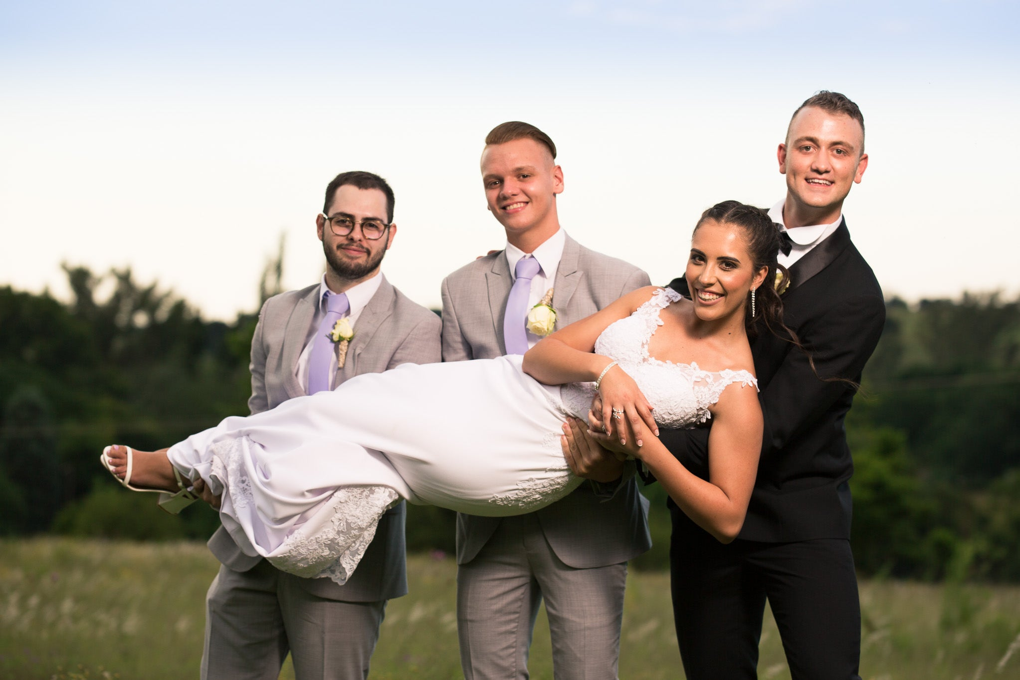 Cradle Valley Wedding Photographer