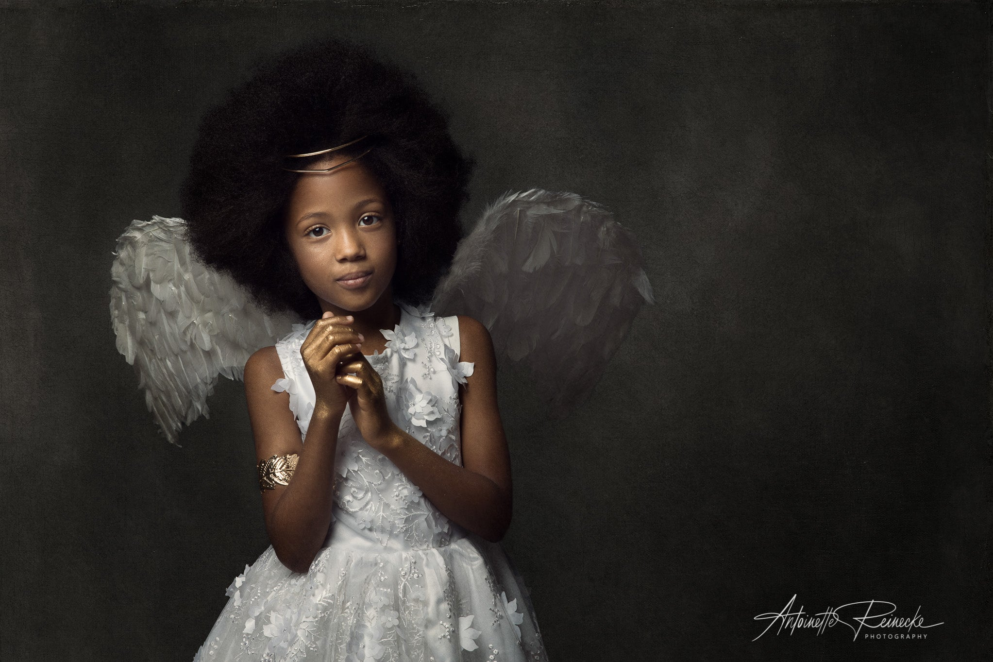 Fine art Children's portraits Johannesburg photographer