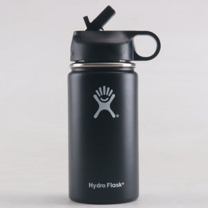 12oz Hydro Flask Water Bottle Vacuum Insulated Wide Mouth
