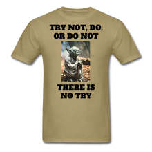 Load image into Gallery viewer, Adult T-Shirt - khaki